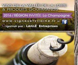 Salon des vins de Laillé