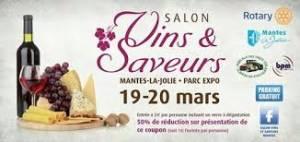 Salon des vins de Mantes la jolie