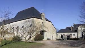 abbaye de seuilly près de Chinon