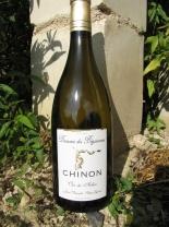 Blanc aubuis vin de Chinon blanc