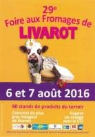Foire aux fromages de Livarot