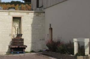 Le gîte du domaine des Béguineries à Chinon