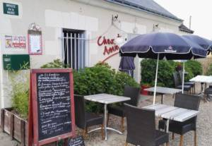 Chez Annie restaurant à Chinon