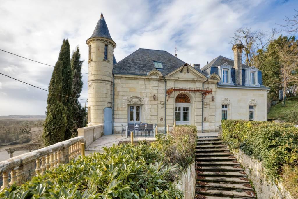 Gîte Chateau Satis Morituro 1